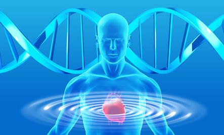 how to change your dna with your mind