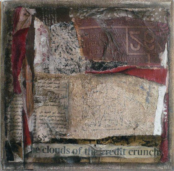 exto.nl | the clouds of the credit crunch van Irene ter Haar