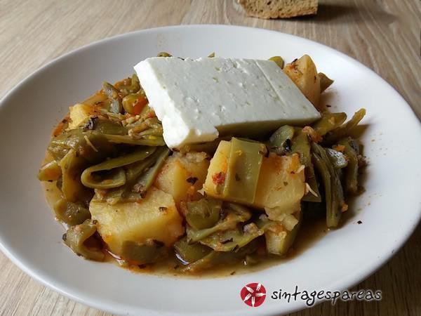 Green beans (fasolakia) #cooklikegreeks