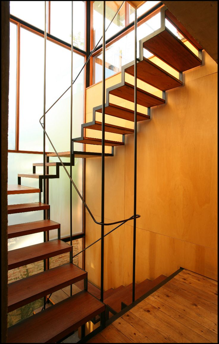 1000 ideas about escaleras metalicas on pinterest - Barandas de escalera ...