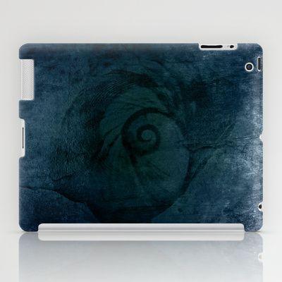 Afterlife iPad Case by Oscar Tello Muñoz - $60.00