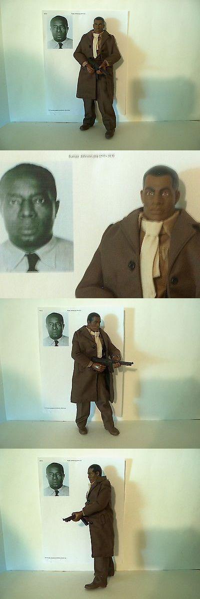 Historical Figures 175694: Ellsworth Raymond Bumpy Johnson Gangster Figure 12 -> BUY IT NOW ONLY: $89.99 on eBay!