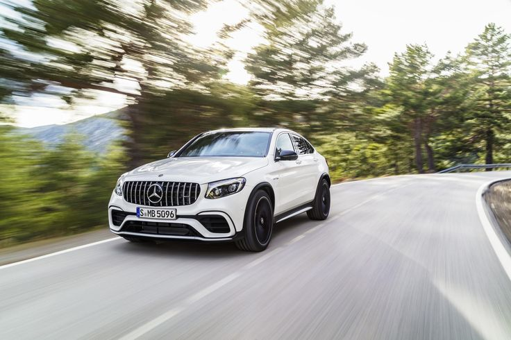 Mercedes-AMG GLC 63 - der böse Brave