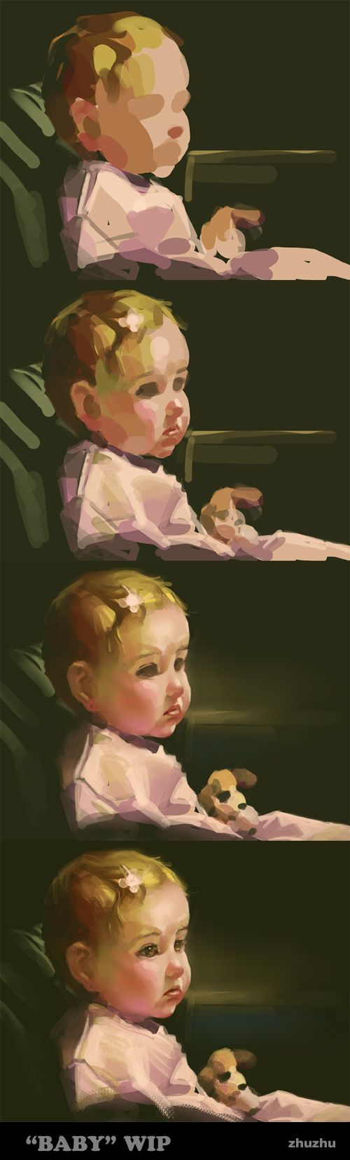 Baby Steps by zhuzhu.deviantart.com on @deviantART