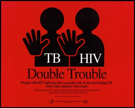 TB-HIV poster