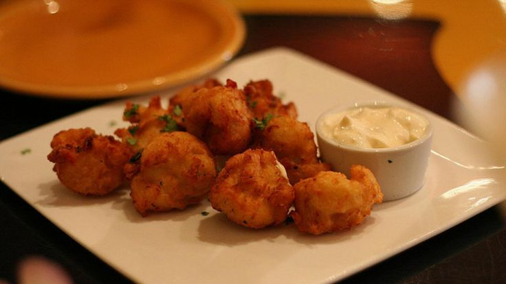 Buñuelos de queso . Gastronomia.com.uy
