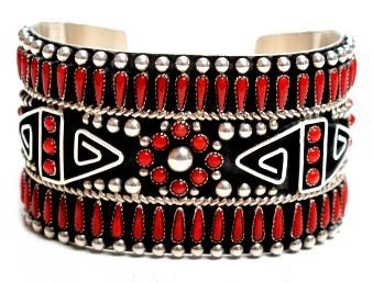 Most Native American art enthusiast have a style that they tend to prefer. I have helped customers who just buy contemporary,…  $1,320.00
