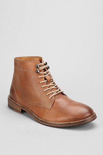 Ben Sherman Leather Chukka Boot