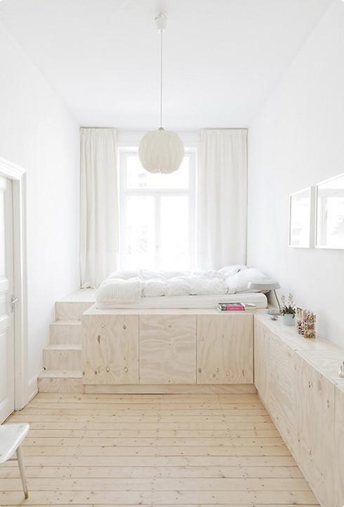 17 chambres à coucher minimalistes que tu voudras reproduire