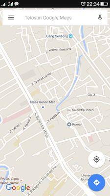 Saliagu  - Kemampuan mengakses Google Maps tanpa koneksi internet (offline)  sudah menjadi waca...