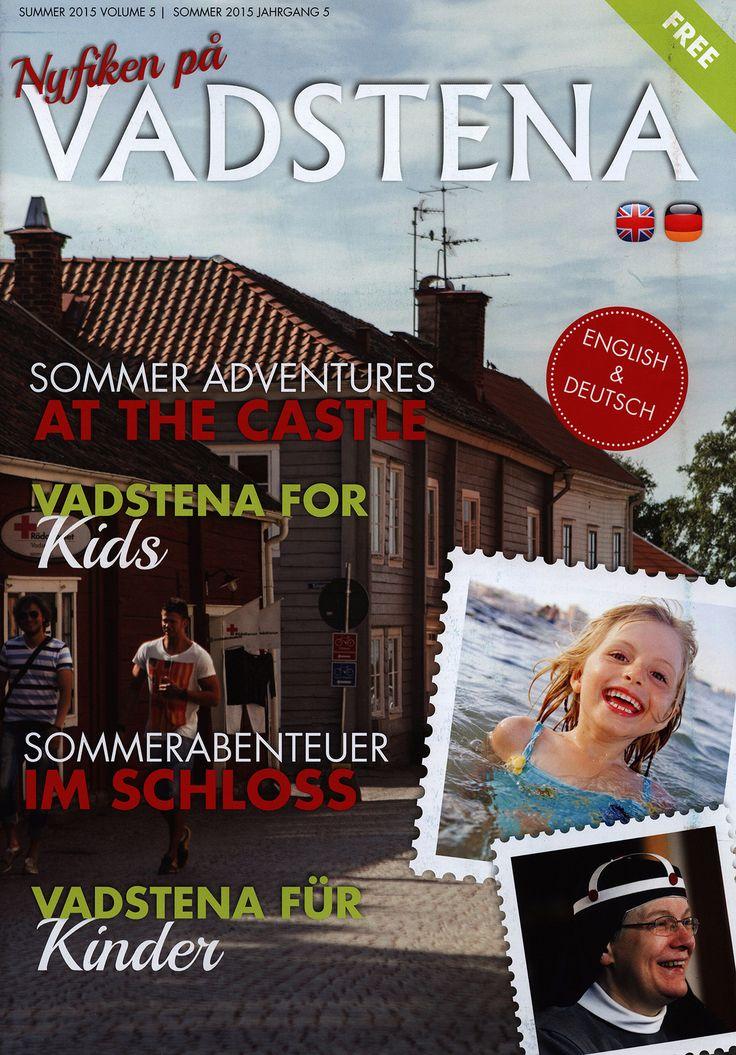 https://flic.kr/p/Mw6xkA | Nyfiken pa Vadstena, Sommaren 2015, Argang 5/ Summer 2015, volume 5/ Sommer 2015, Jahrgang 5; Östergötland, Sweden