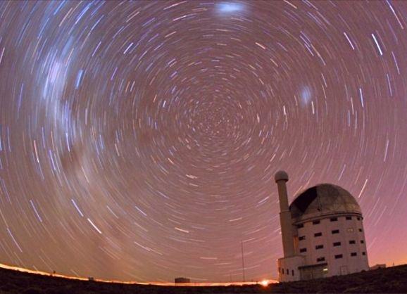 Planetarium Sutherland, W.Cape