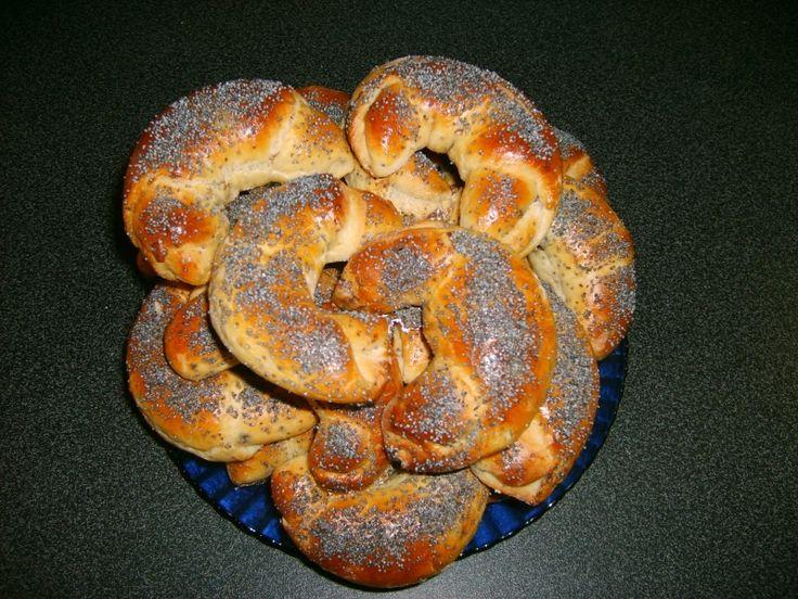 0082. sladké rohlíky od sovicka16 - recept pro domácí pekárnu