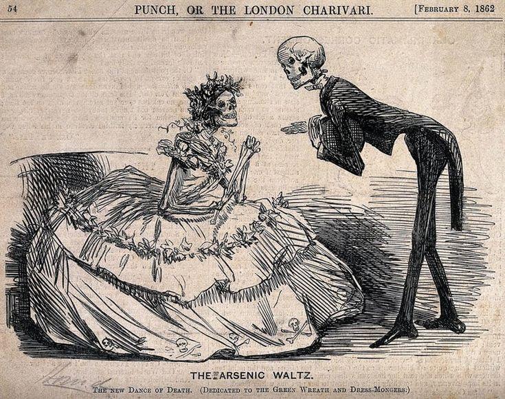 5. Зеленые платья с мышьяком. В 1775 году Карл Шмеле (Шил) изобрел зеленый пигмент, который превосходил почти во всех отношениях старые. Правда, этот краситель представлял собой опасность, и не столько для модниц, сколько для тех, кто занимался пошивом и покраской одежды, так как содержал мышьяк.  Наряды из ткани зеленого цвета были весьма дорогостоящими, и заказывали их, как правило, только для каких-либо особенных, торжественных случаев и носили крайне редко. Портные, которые работали над…