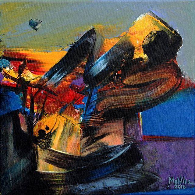#MEHLIKAKOROL #25X25cm2016  #Acriliconcanvas #abstract #abstracliric #abstractexpressionism #exhibition #gallery #artist #soyut #soyutsanat #painter #art #artist #worldartist #fineart ##colorfull #universal #desen #renk #akrilikresim #fırça #boya #tuval #mehlikakorol #instadaily #saleart #masterpiece #worldartist #instagram