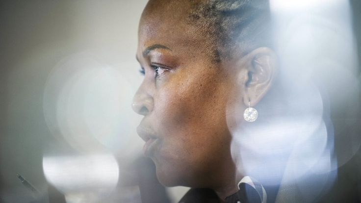 WTF is the public protector up to?  Phillip de Wet 23 Jun 2017 00:00  Courting controversy: Busisiwe Mkhwebane has produced a report that simply cannot go unchallenged. (Madelene Cronje, M&G)