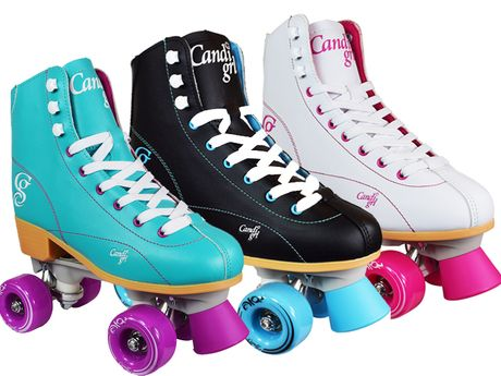 RollerSkateNation.com offers Fast Shipping and Low Prices on all outdoor skates including the Roller Derby Candi Girl Sabina Indoor / Outdoor Skates. Buy from skaters who know roller skates!