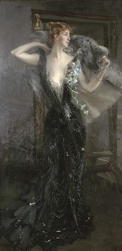 by Giovanni Boldini, La Contessa Speranza, 1899.