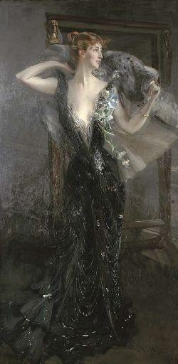 by Giovanni Boldini, La Contessa Speranza, 1899.
