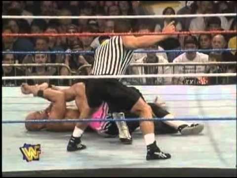 Bret Hart vs Stone Cold Steve Austin WrestleMania 13 Full Match