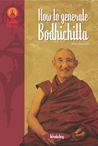 How to Generate Bodhicitta by Venerable Lama Ribur Rinpoche…