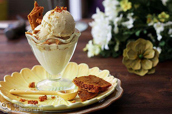 Hokey Pokey Ice Cream from New Zealand Yumm