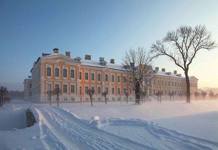 Rundale Palace -