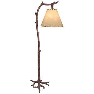 Timber Ridge Twig Floor Lamp