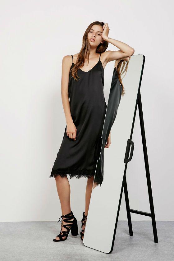 Tendencias: colección de vestidos de Bershka verano 2016.  #Modalia | http://www.modalia.es/moda/bershka/bershka-vestidos/11603-coleccion-vestidos-verano-2016.html  #bershka #vestidos #tendencias