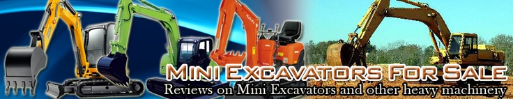 Mini Excavators For Sale - Check Out The Best Deals On Used And New Mini Excavators For Sale