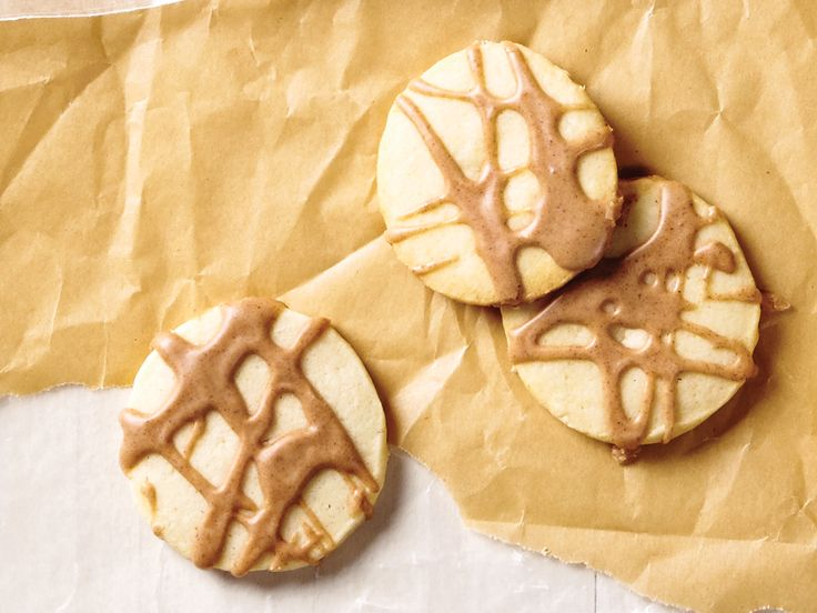 Delicious but not too sweet, our Cinnamon Glazed Cookies are a surefire holiday hit.