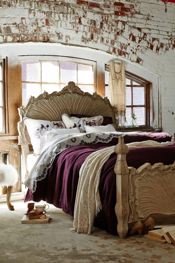 Meer dan 1000 ideeën over bordeaux slaapkamer op pinterest ...