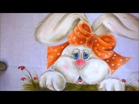 Aula completa coelho de páscoa