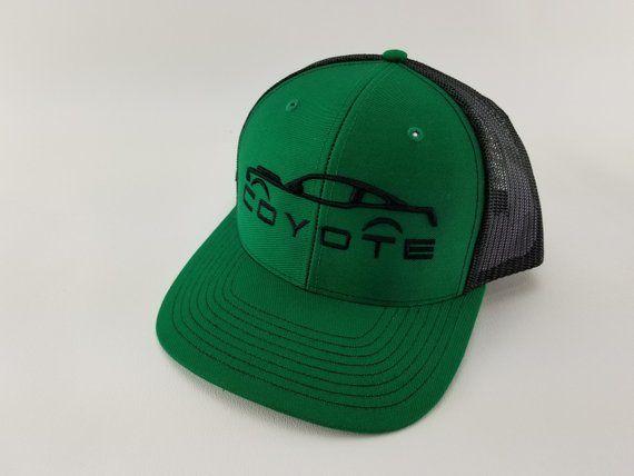 Mustang Coyote Trucker Hat 294da302980d