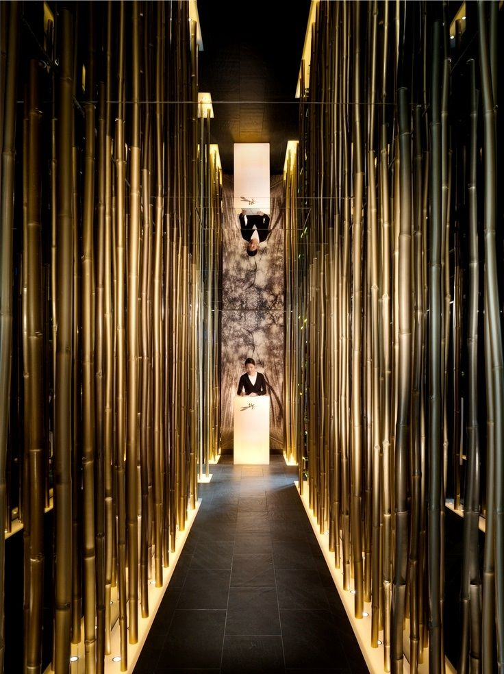 corridor of golden bamboo by steve leung steve leung pinterest. Black Bedroom Furniture Sets. Home Design Ideas