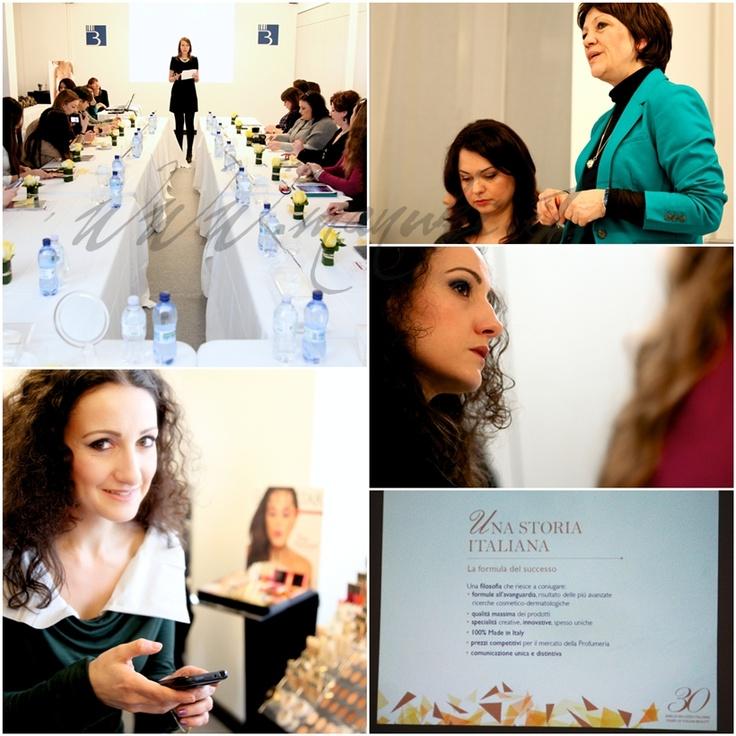 Evento Blogger Collistar e Festeggiamenti per il 30° Anniversario | ** Manuki's Makeup and Creativity ** @Collistar