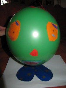 Luftballonclown