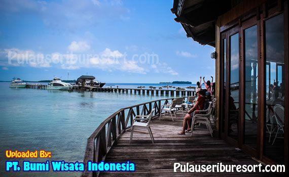 Pulau Seribu - Iklim Tropis menjadikan lingkungan Pulau Seribu terlihat lebih sejuk, Pantai yang indah dan lebih menyatu dengan alam. #pulauseribu #wisata #tropis