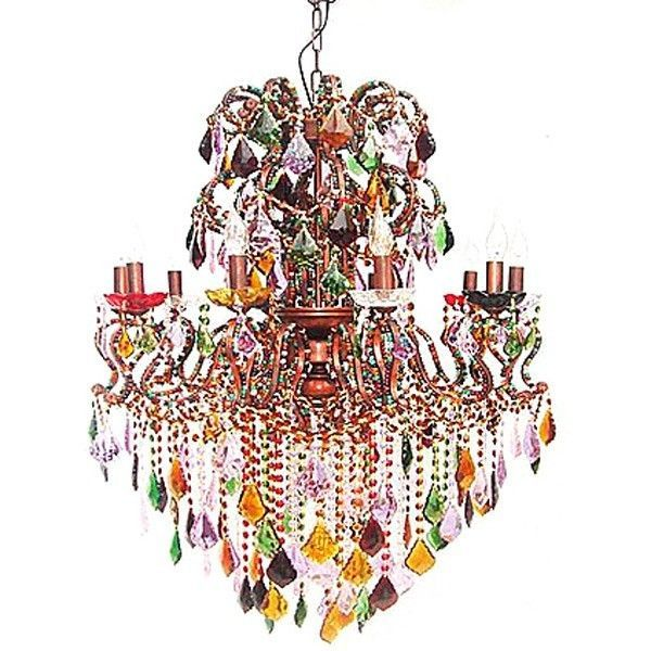 Colored Chandelier Chandeliers Design – Colored Chandelier Crystals