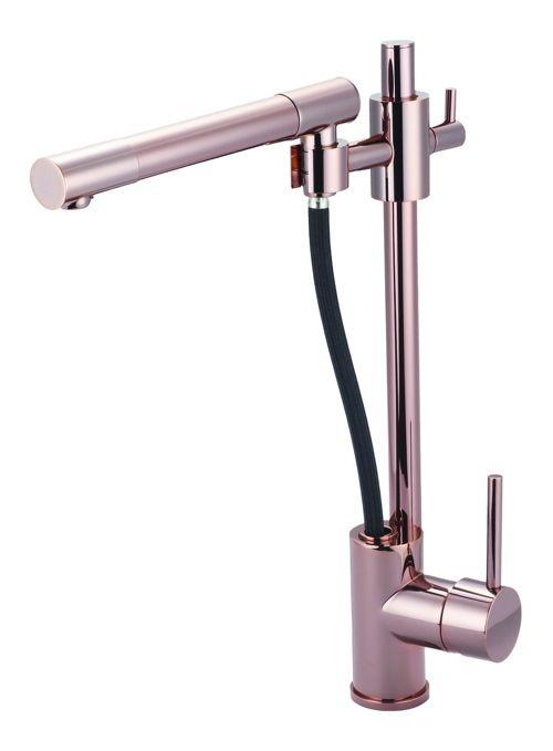 Tru Faucet by Premium Copper Products  Kitchen  Pinterest
