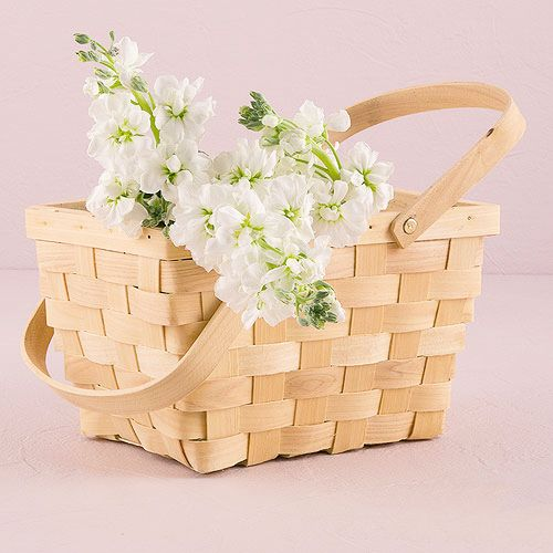 Large Decor Picnic Basket