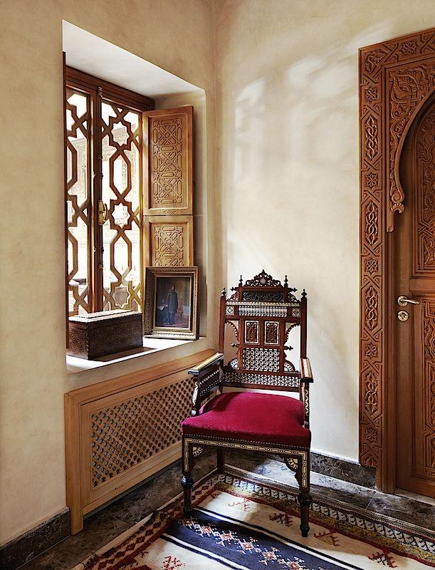 Simon Watson / Interiors / Elkon Grassi Morocco AD
