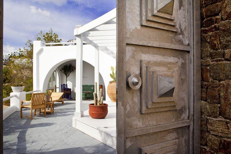 doorway to paradsise - Vlla Greek Philosophy, Greece