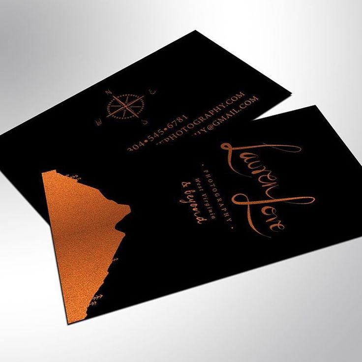 50 best Copper Foil Business Cards images on Pinterest | Copper ...