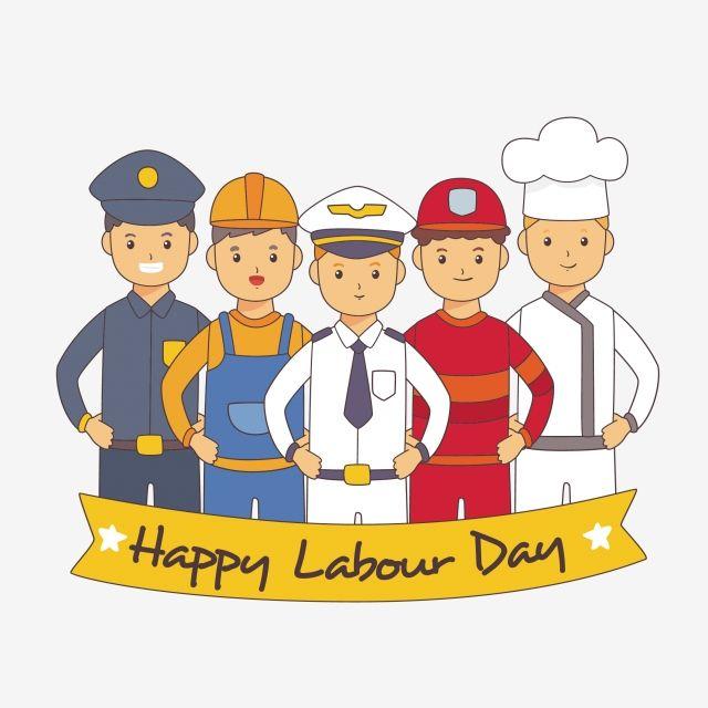 1 De Maio 1º De Maio Tema Dia Do Trabalhador Internacional Do Dia De Maio Gratis Png E Vetor Labour Day May Themes Happy Labor Day