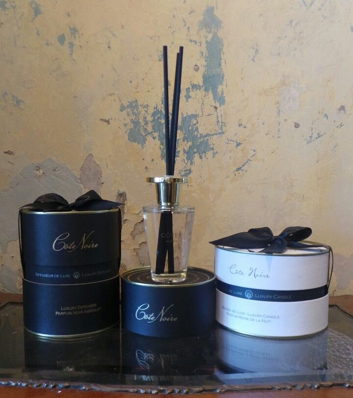 Côte Noire Luxury Candles