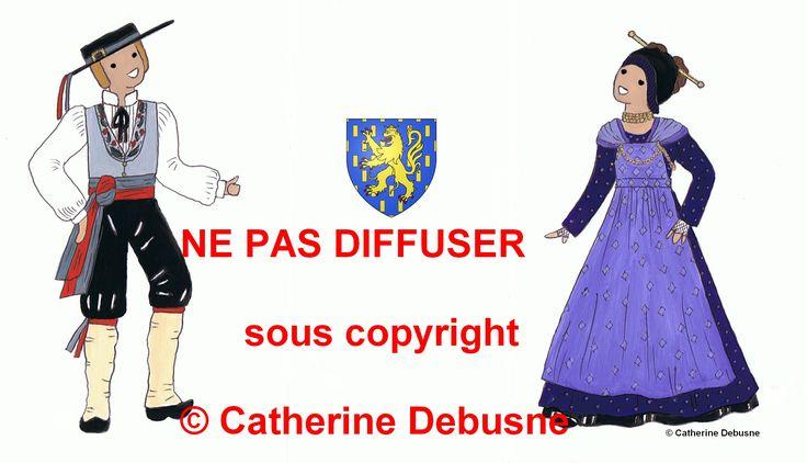 """Dans mon livre """" la France..."""" il y a tous les départements. Lisez-le, si vous souhaitez découvrir ce patrimoine"""