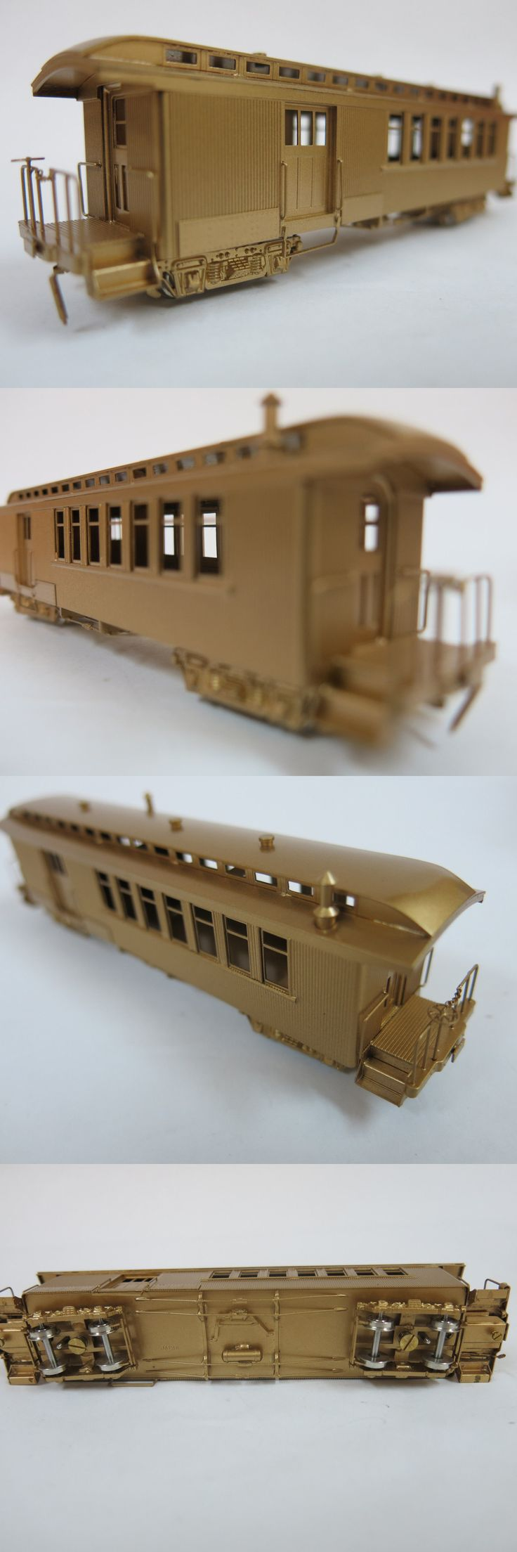 Other HO Scale Parts and Accs 11644: S Soho And Co. 0907. Brass. Dandrgw 202 Combine With Trucks And Decals . Hon3 -> BUY IT NOW ONLY: $149.85 on eBay!