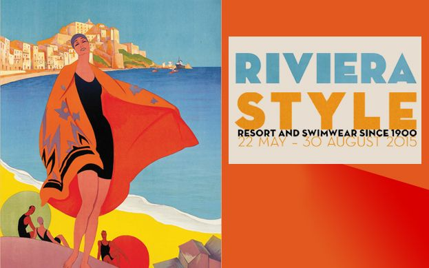The Fashion and Textile Museum has a new exhibition, Riviera Style - 100 years of clothes worn in and by the sea, from Edwardian cover-ups to sarongs via the famous bikini >> http://ftmlondon.org/ftm-exhibitions/riviera-style-resort-swimwear-since-1900/