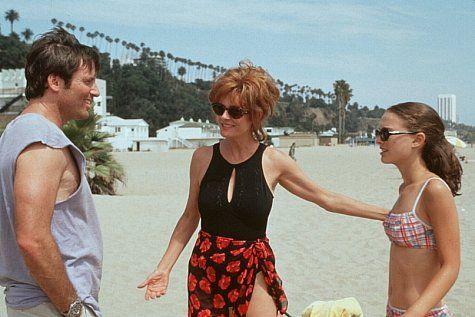 Natalie Portman, Susan Sarandon, and Hart Bochner in Cambio de vida (1999)